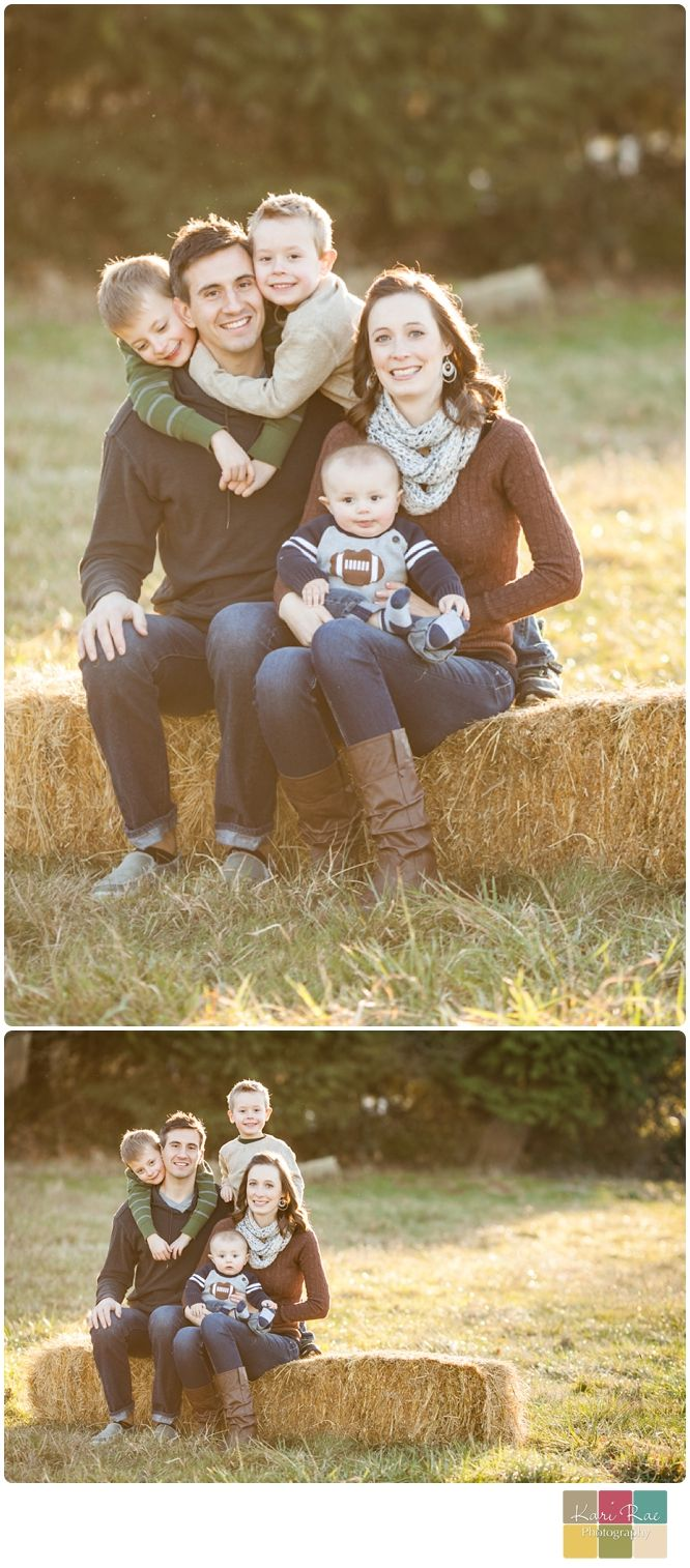 Kari Rae Photography | The -A- Family of Five | Kari Rae Photography, Gresham Family Photographer