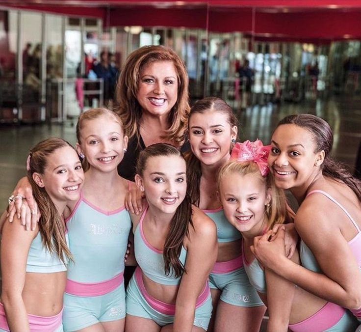 Kendall Vertes Dance Moms S6 Stills [2016]