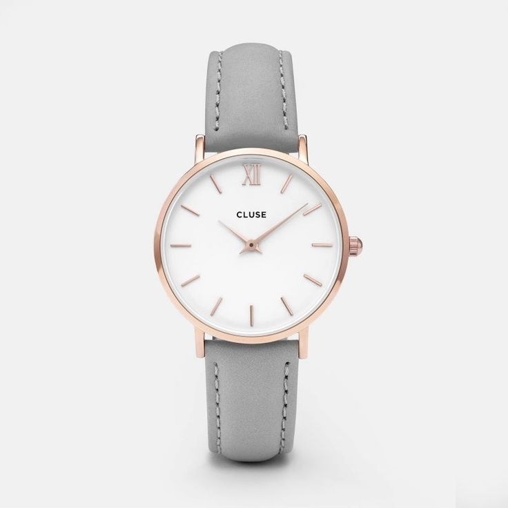 Minuit Rose Gold White/Grey CL30002