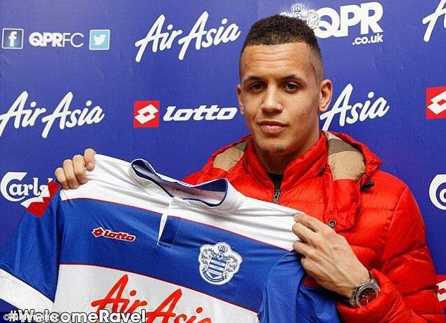 Ravel Morrison has joined QPR on a 93-day emergency loan from West Ham : a curious action by the Hammers.