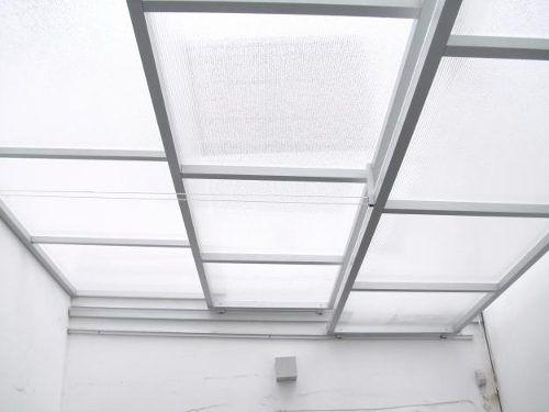 cerramientos techos corredizos policarbonato vidrio