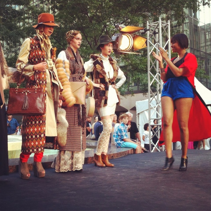 Collectif 5 Blogueurs, 5 Looks | Montreal InFashion | Festival Mode & Design 2012