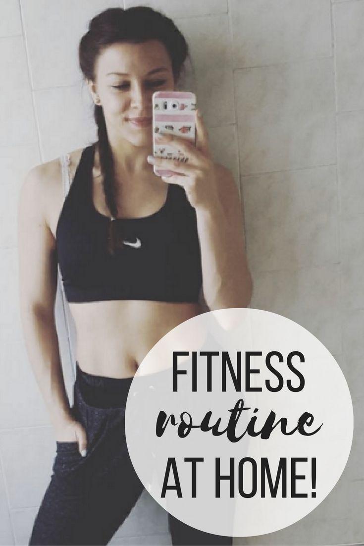 Quante di voi, tra i buoni propositi per il 2017, vogliono rimettersi in forma?Vediamo una fitness routine da fare a casa, evitando la costosa palestra