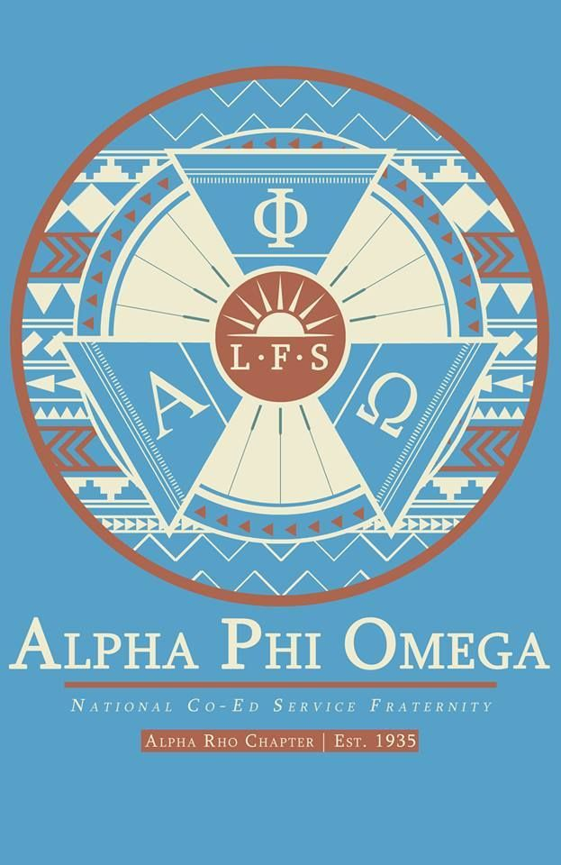 APO - Alpha Rho Chapter- I like the design, and would love for the alpha zeta upsilon chapter