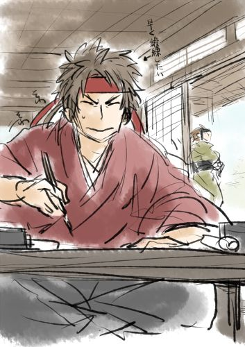【版権】戦国BSR~らくがき詰め~ [47] Sarutobi Sasuke, Sengoku Basara, Sanada Yukimura, pixiv ★ || CHARACTER DESIGN REFERENCES (https://www.facebook.com/CharacterDesignReferences & https://www.pinterest.com/characterdesigh) • Love Character Design? Join the #CDChallenge (link→ https://www.facebook.com/groups/CharacterDesignChallenge) Share your unique vision of a theme, promote your art in a community of over 40.000 artists! || ★