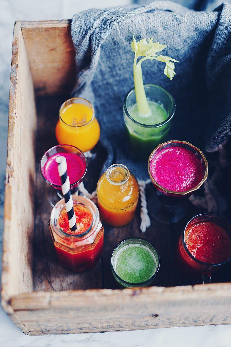 Novis Vita Juicer - recension, recept på hälsosamma juicer