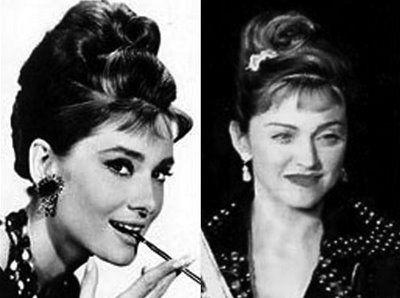Madonna e Suas Homenagens às Grandes Divas do Cinema