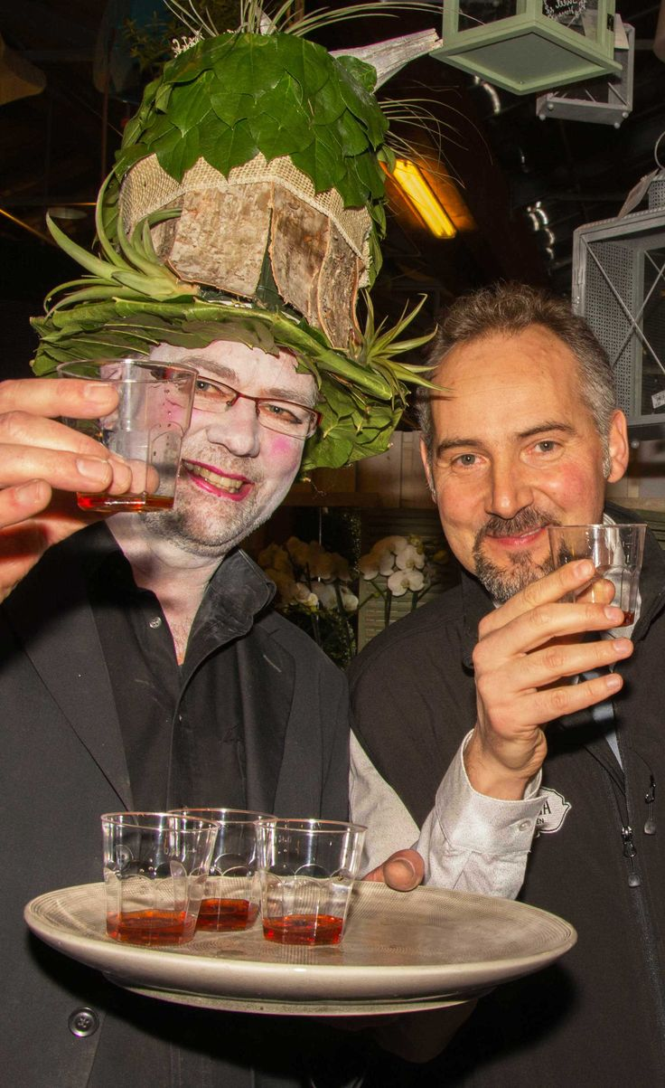 Cheers! #agricolabloomingparty