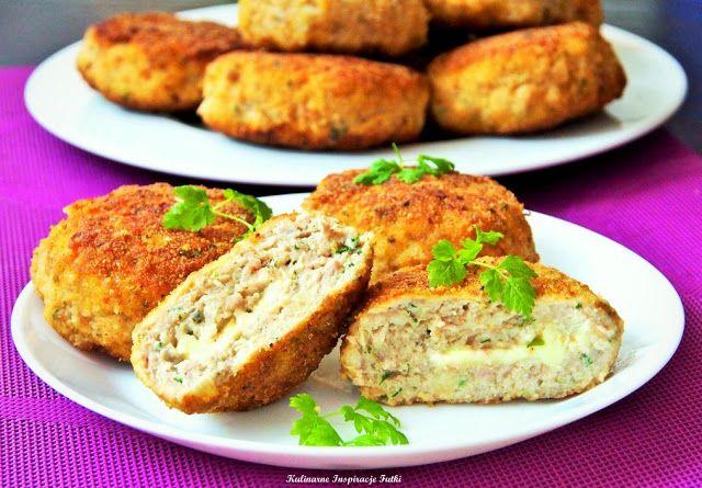 Kulinarne Inspiracje Futki: Mielone z trybulą i mozzarellą