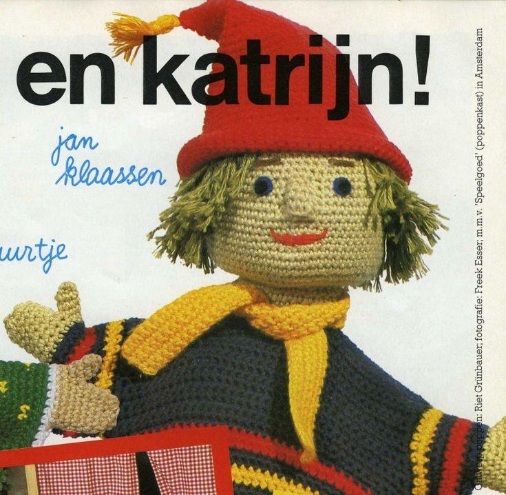 Jan Klaassen | Knuffels-breien-en-haken.jouwweb.nl