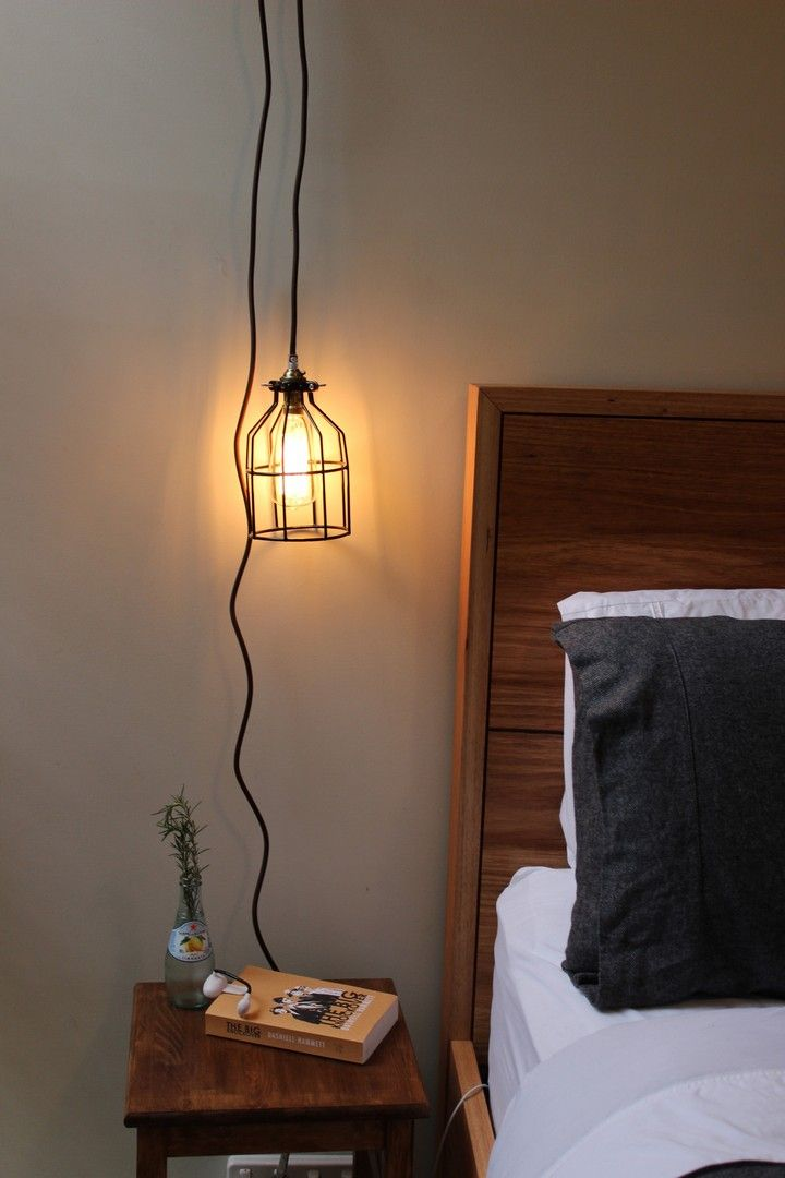 Outstanding Hanging Bedside Lights Ideas In 2020 With Images Hanging Bedroom Lights Plug In Hanging Light Pendant Light Cord