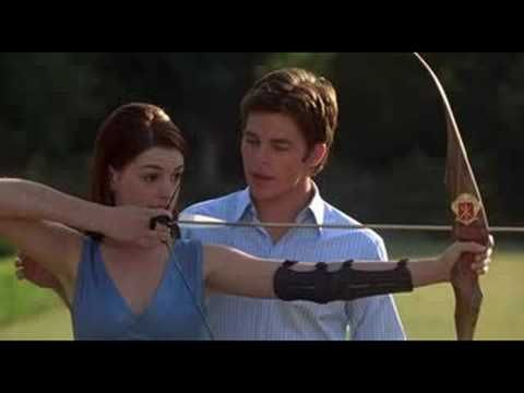 The Princess Diaries 2 - Mia's second archery lesson (+playlist)
