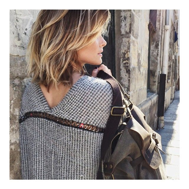 #details #outfit • Pull @e_believe • Sac @ivyandharrison