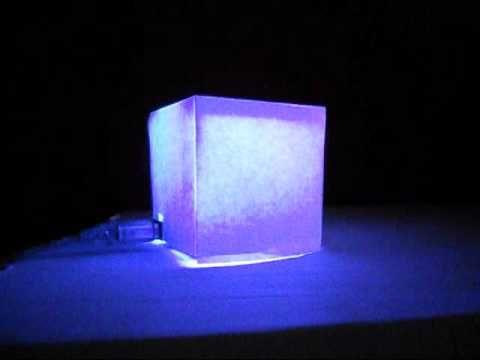 An #Arduino controlled RGB #LED mood-light!