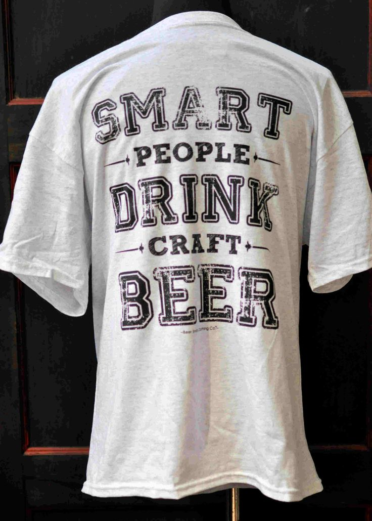 Beer store clothing