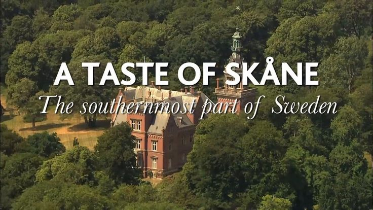 Welcome to Skåne! - The southernmost part of Sweden  Find out more about the region @ http://visitskane.com