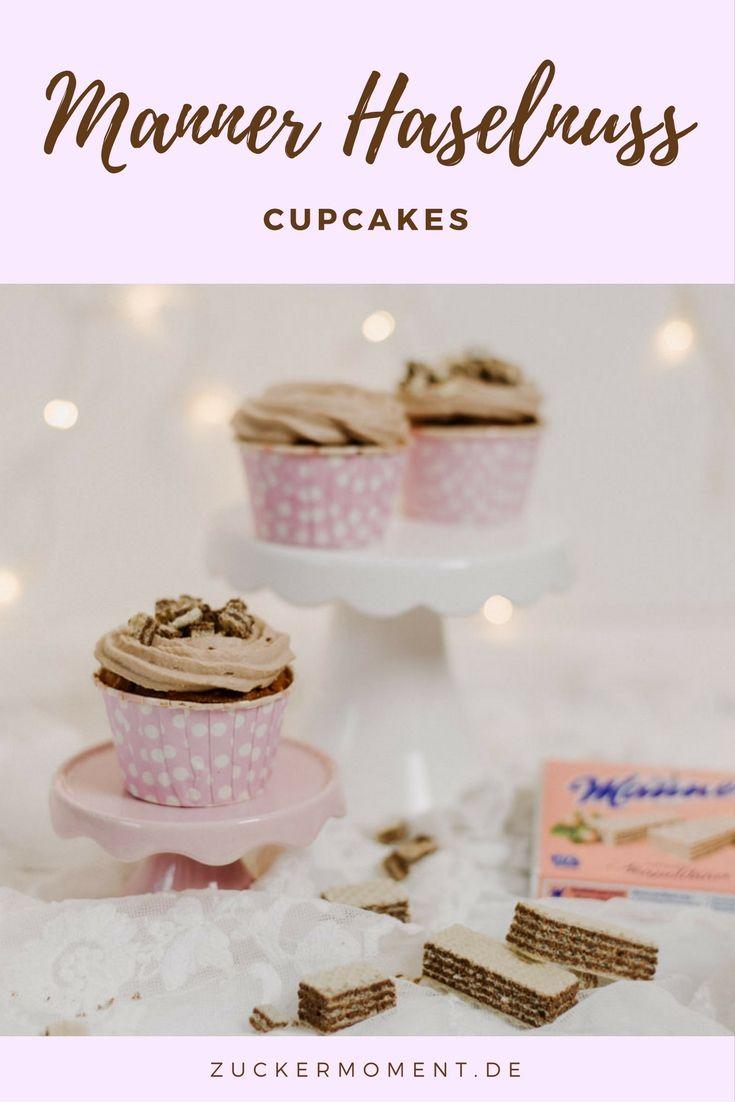 Manner - Haselnuss Cupcakes mit Mascarpone Creme und Urlaubserinnerungen aus Österreich - Zuckermoment