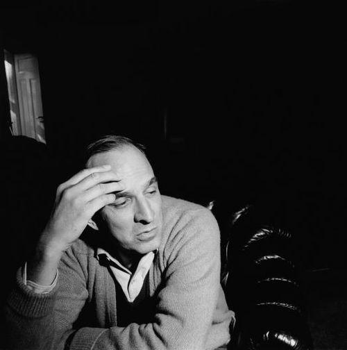 Ingmar Bergman by Hans Gedda
