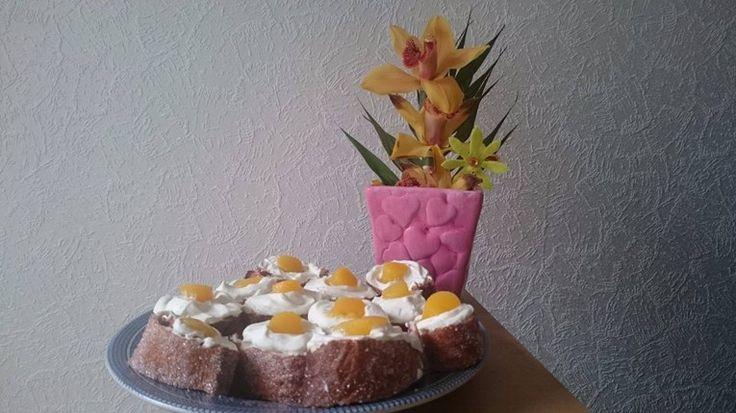 Glutenfri Påskrulltårta som passar till påskhögtiden!