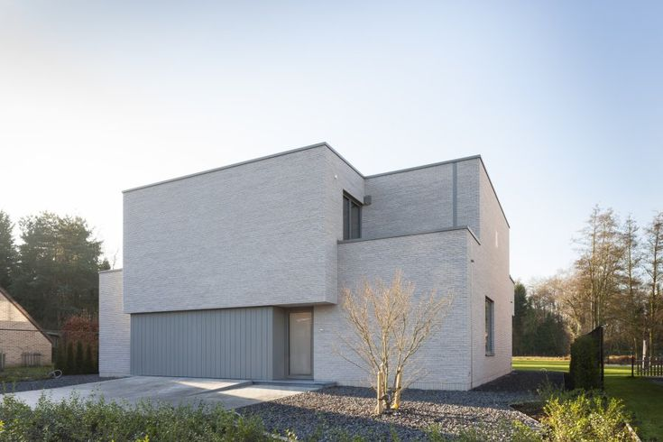 Heylen Ceramics | Quarts WSS HF | Gevelsteen | Baksteen | Anja Vissers Architectenbureau | fotografe Liesbet Goetschalckx