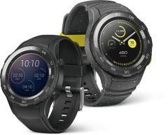 ファーウェイからスポーツスマートウォッチHUAWEI WATCH 2が発売になりました 最近はファーウェイはデザインがいいですね スマート機能とスポーツ機能を統合したクラシックなデザインの腕時計です これは欲しいかも