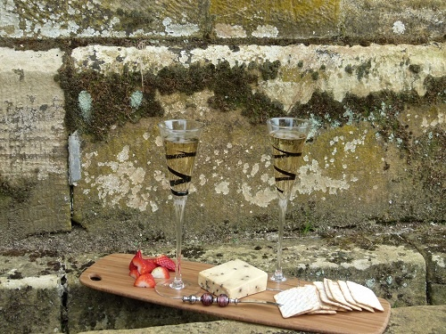 Afternoon tea is served at The Port Arthur Historic Site