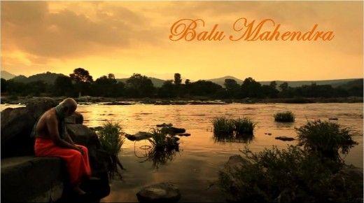 The legendary Balu Mahendra