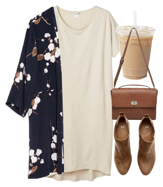 """Untitled #5071"" by laurenmboot ❤ liked on Polyvore featuring Monki, OTTE, A.P.C., H&M, women's clothing, women's fashion, women, female, woman and misses"