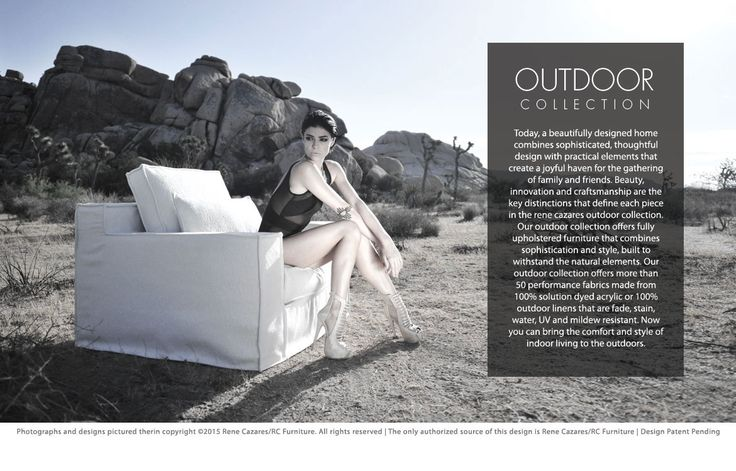 Outdoor Product Categories | RC Furniture