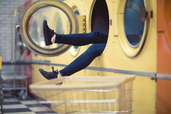 Les 25 meilleures id es de la cat gorie lave linge sur pinterest collier rondelles travaux for Comment nettoyer son lave linge