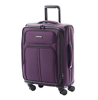 "Samsonite® 20"" Leverage Spinner Luggage"