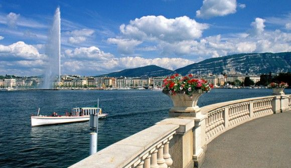 Located on the shores of Lake Léman, at the foot of the Alps, Geneva shines as one of the most beautiful cities in Europe.
