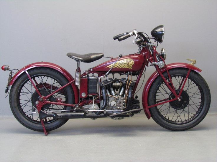 Indian 1935 Junior Scout 500cc 2 cyl