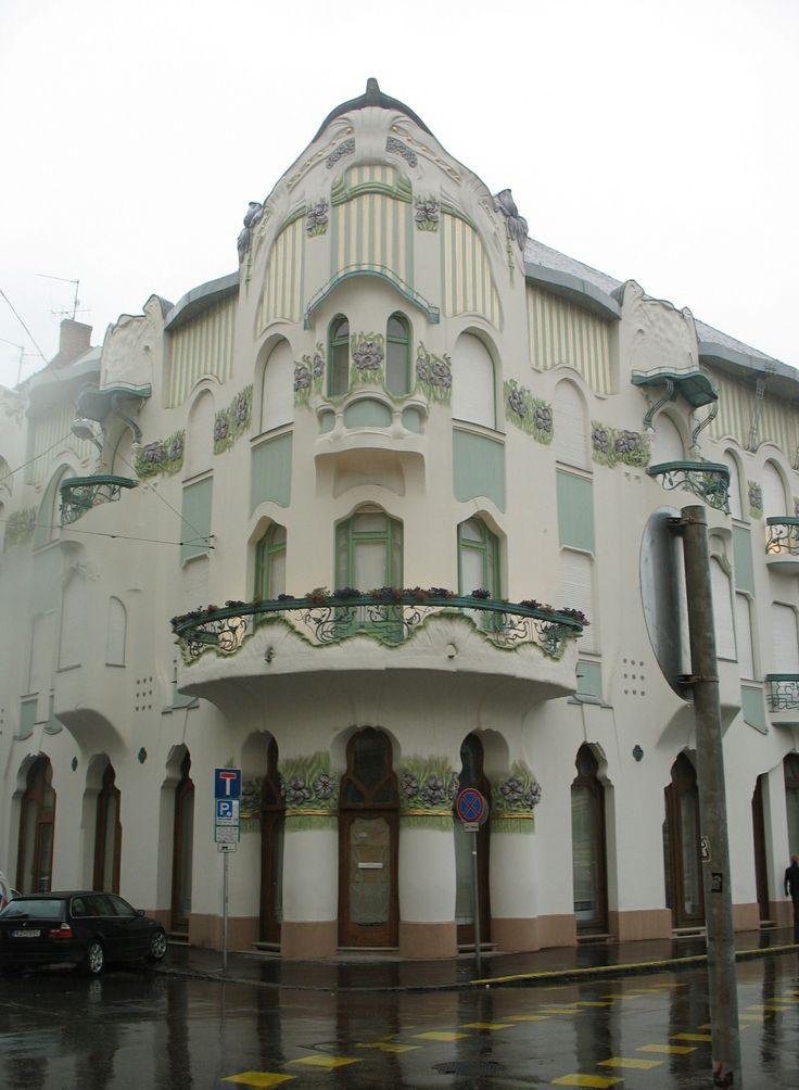 Reök Palace Szeged, Hungary