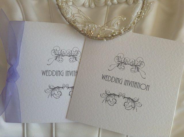 22 best Daisy Chain Invites Wedding Invites images – Art Deco Wedding Invitations Uk
