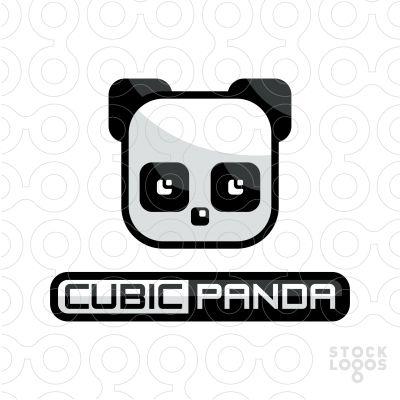 11 Best Panda Images On Pinterest Logo Designing Panda And Panda