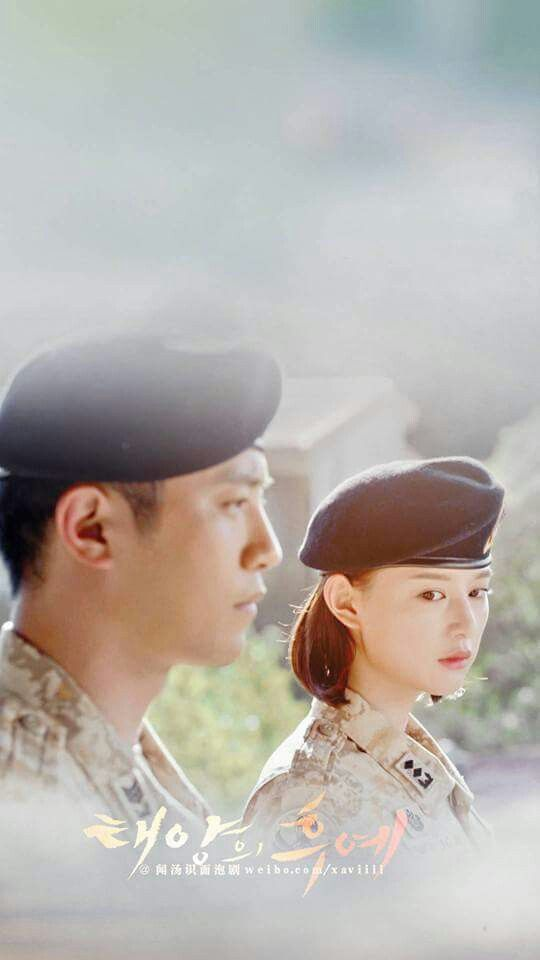 """Descendants of the Sun"" KBS2 24-Febrero-2016 al 22-Abril-2016  Song Joong Ki  Song Hye Kyo Jin Goo  Kim Ji Won"