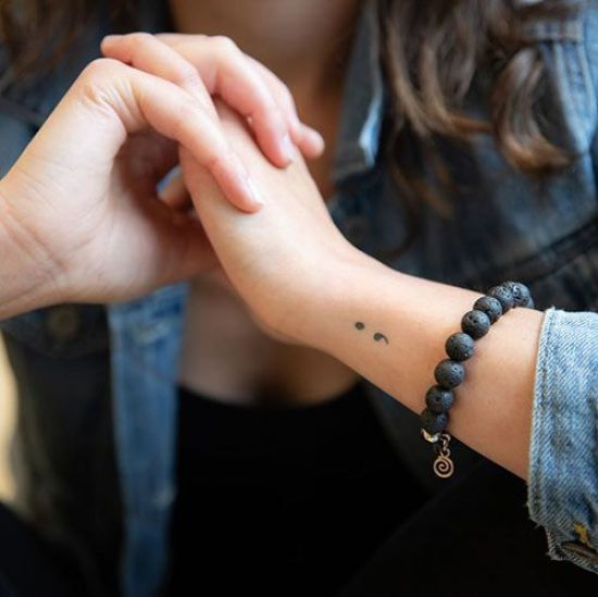 The Cutest Tiny Tattoo Trends For You To Check Out - Society19 | Semicolon tattoo, Cute tiny tattoos, Tattoo trends