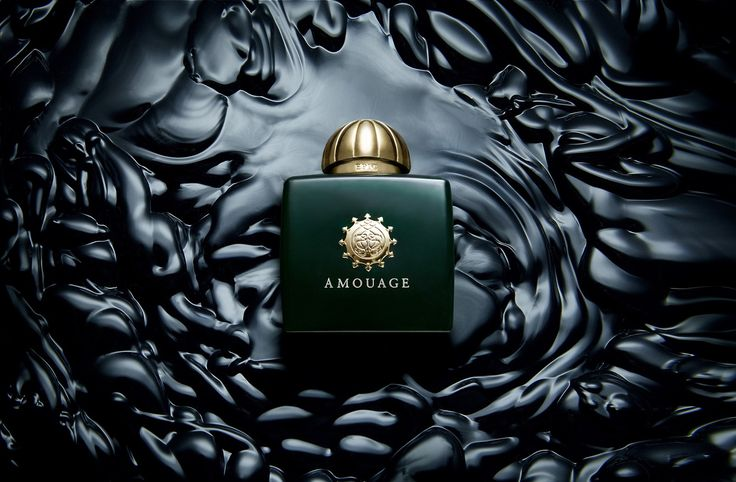 Epic by Amouage / Still Life Photography