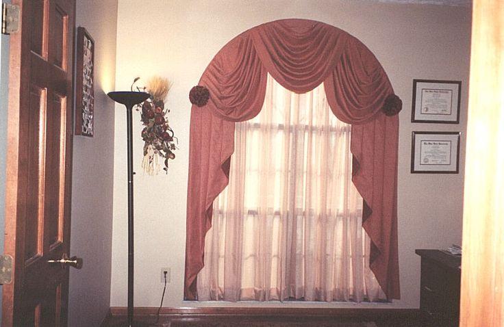 Arch Window Curtains Arch Windows Curtains Pinterest Curtains Arch Windows And Arches