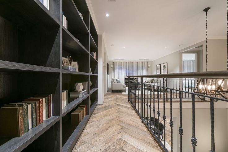 Webb And Brown Neaves Toorak: Joinery In Polytec Black Wenge Ravine. Http://www.polytec