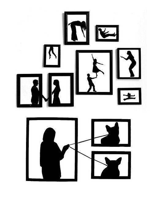 silhouette ideas