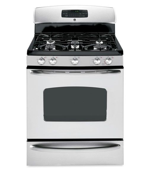 Best 25 gas and electric ranges ideas on pinterest gas and electric kitchen stove - Gas electric oven best choice cooking ...