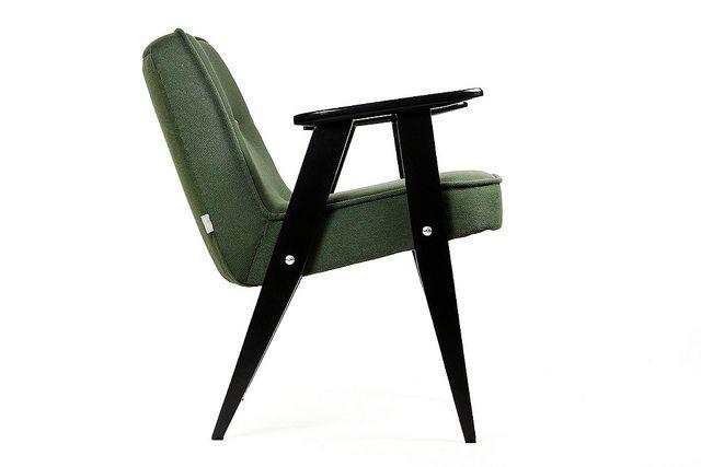 """fotel """"366"""" J. Chierowski - Rezerwat Design"""