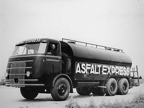 kromhout truck
