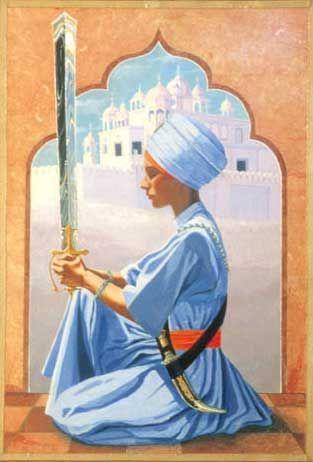 The Singhnia (Sikh Women)