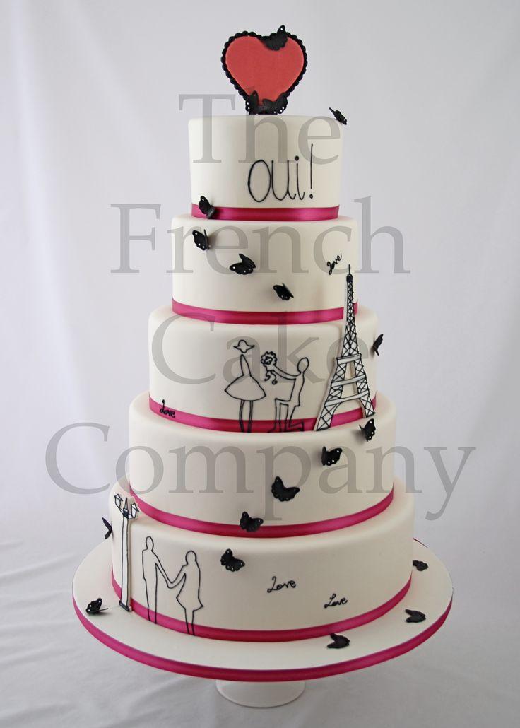 Paris Cake Images