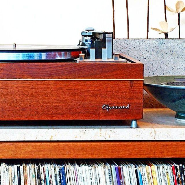 My Favorite...itu0027s Hard To Beat A Properly Restored #Garrard Lab 80
