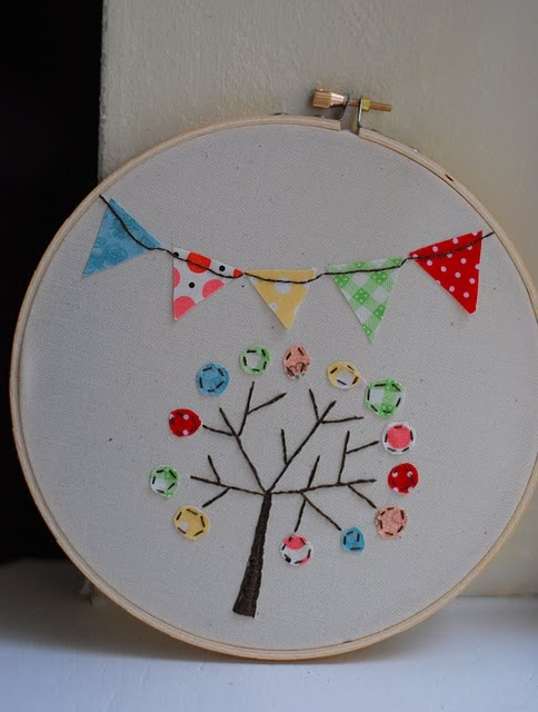 Love the tree! I must make one.