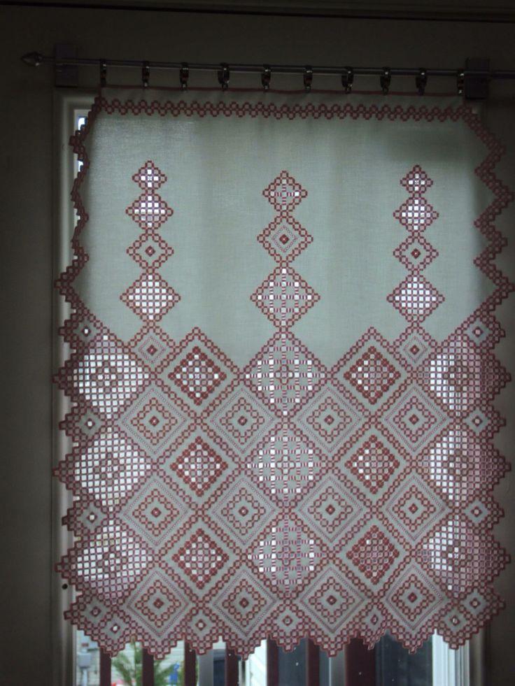 Hardanger curtain                                                       …